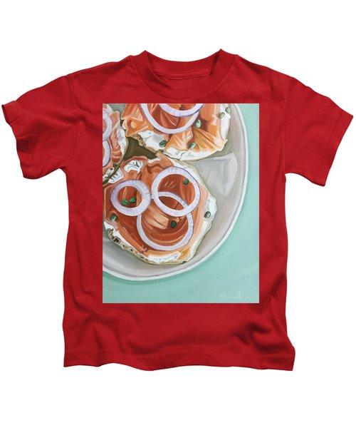 Breakfast Delight Kids T-Shirt
