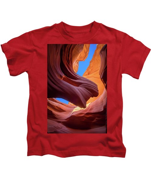 Breeze Of Sandstone Kids T-Shirt