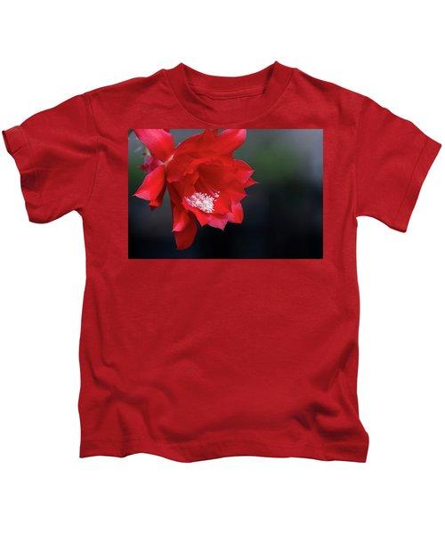 Cactus Blossom Kids T-Shirt