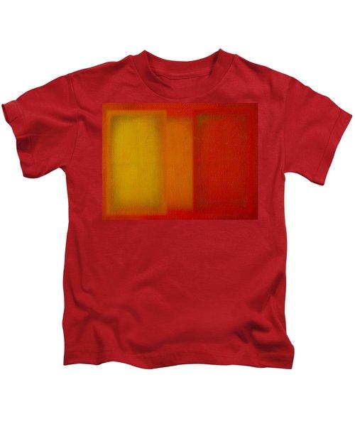 Cadmium Lemon Kids T-Shirt