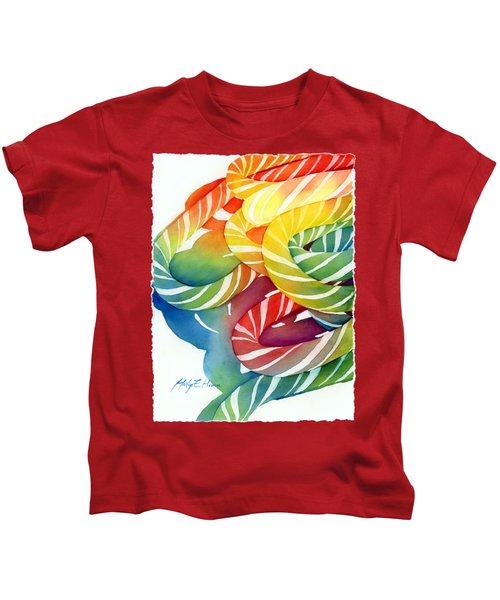 Candy Canes Kids T-Shirt