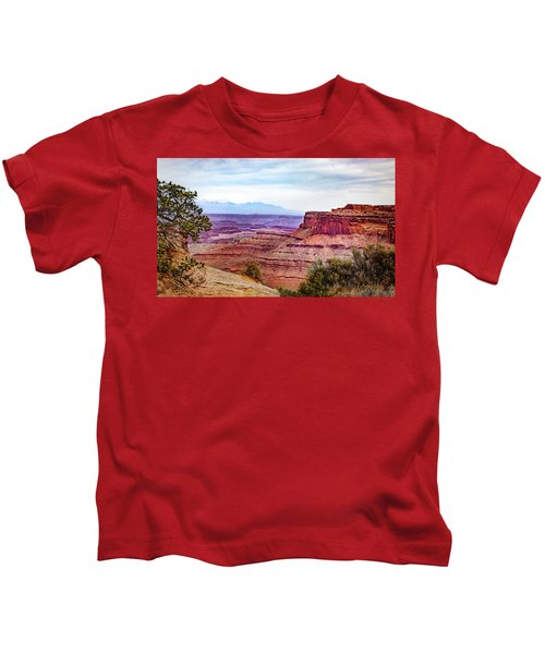 Canyonlands National Park Kids T-Shirt