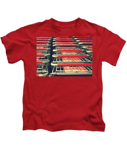 Carts Kids T-Shirt