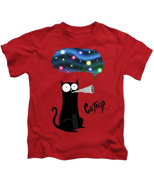 Catnip  Kids T-Shirt