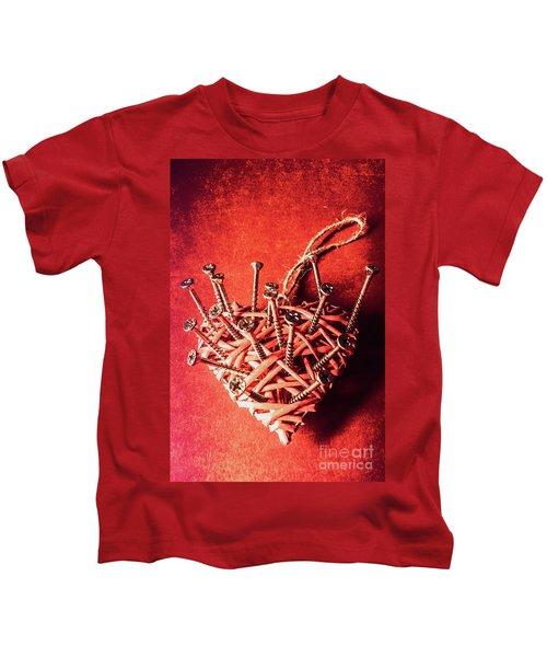 Cavities Of Love Kids T-Shirt