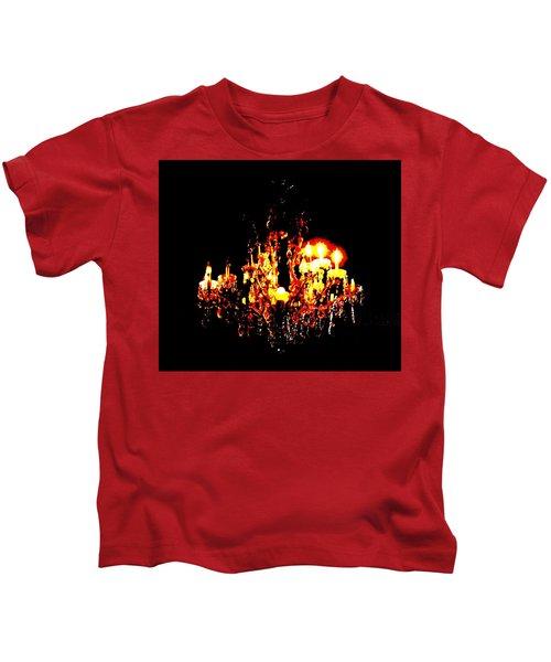 Chandelier Kids T-Shirt