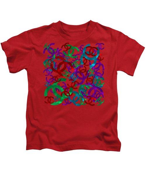 Chanel Sign-7 Kids T-Shirt