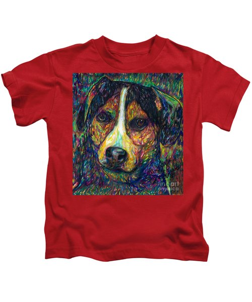 Chewie Version 1 Kids T-Shirt