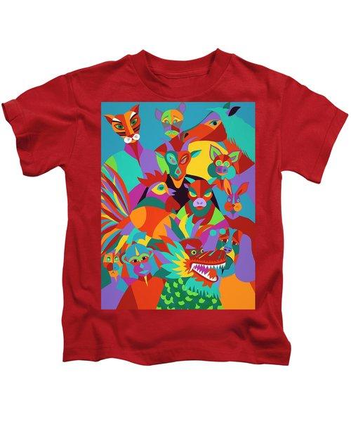 Chinese New Year Kids T-Shirt
