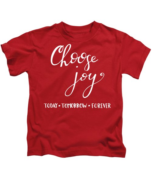 Choose Joy Kids T-Shirt