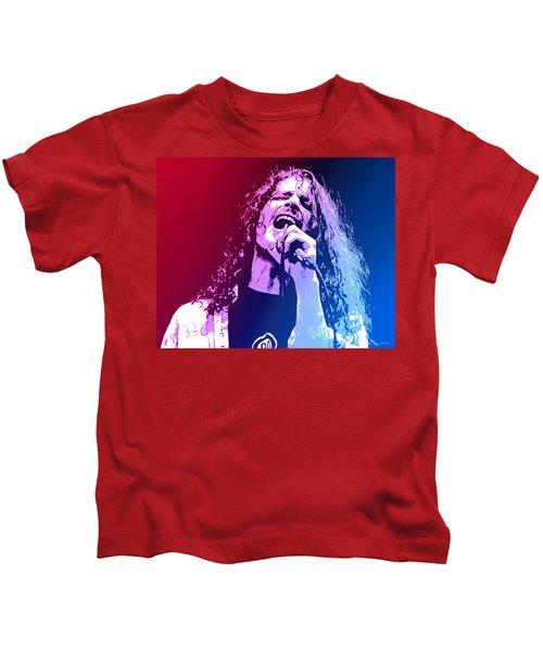 Chris Cornell 326 Kids T-Shirt