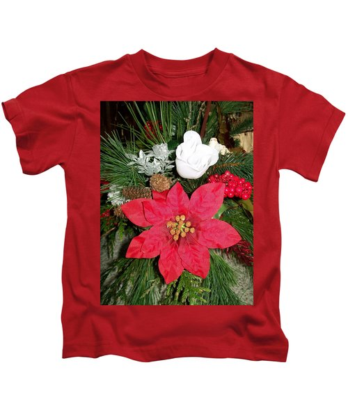 Christmas Centerpiece Kids T-Shirt