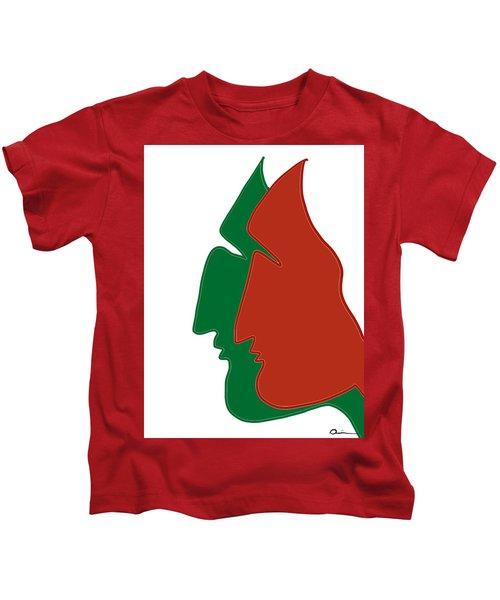 Christmas Together Kids T-Shirt