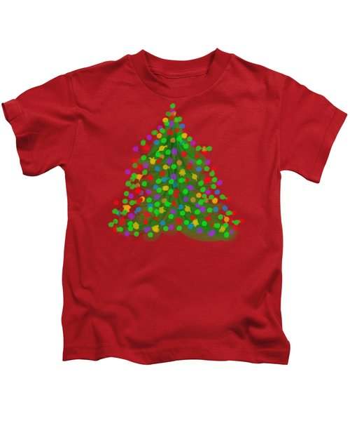 Christmas Tree Kids T-Shirt