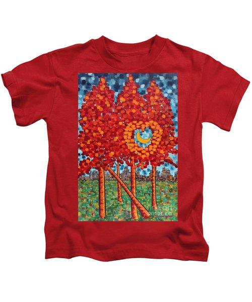City Moonshine Kids T-Shirt