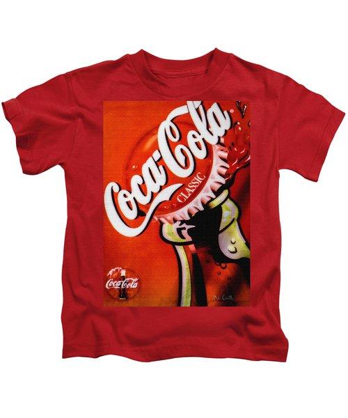 Coca Cola Classic Kids T-Shirt