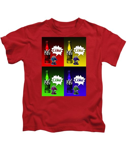 Coca-cola Forever Young 12 Kids T-Shirt