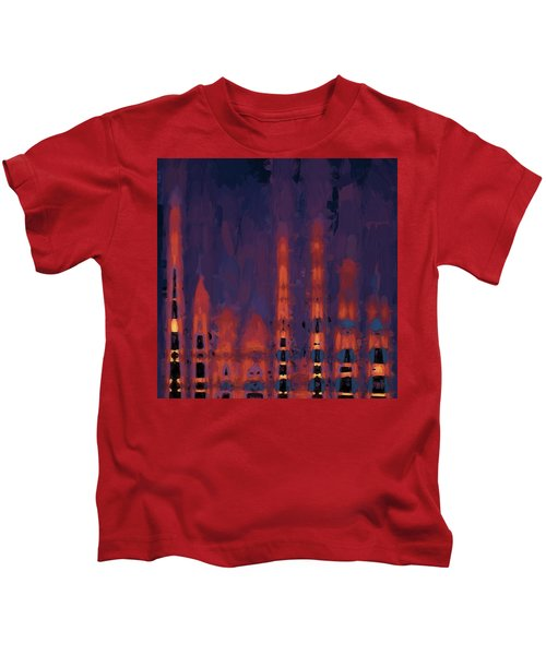 Color Abstraction Xxxviii Kids T-Shirt