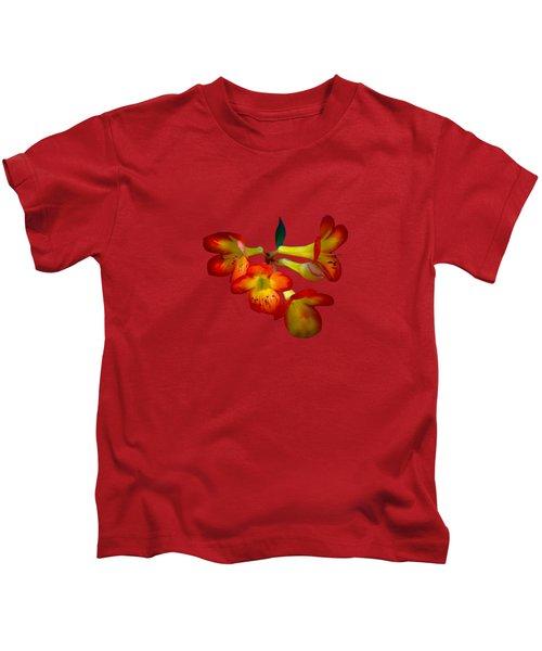 Color Burst Kids T-Shirt