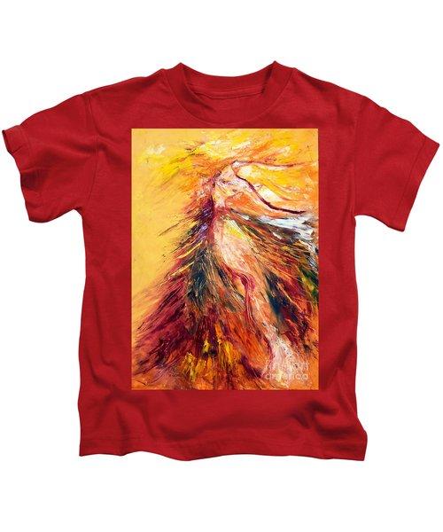 Color Dance Kids T-Shirt