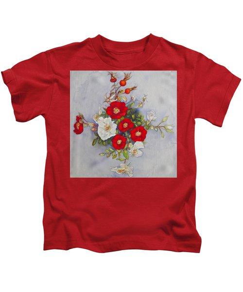 Compass Rose Kids T-Shirt