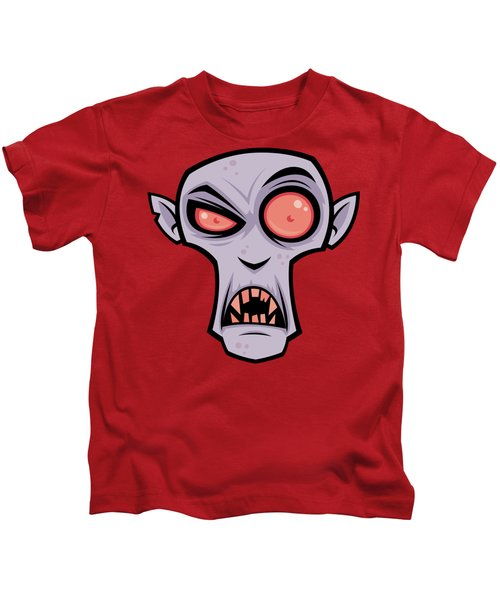 Count Dracula Kids T-Shirt