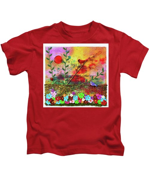 Country Sunrise Kids T-Shirt