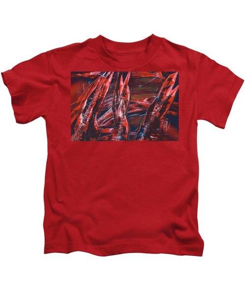 Crabby Claws Kids T-Shirt