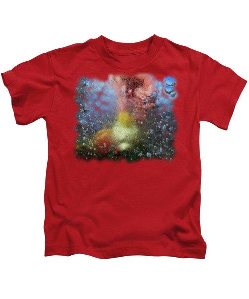 Creative Touch Kids T-Shirt by Sami Tiainen