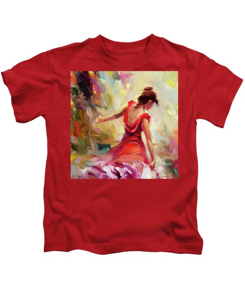 Dancer Kids T-Shirt