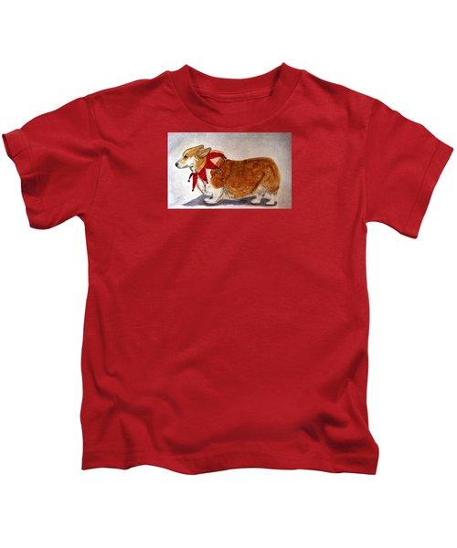 Dashing Through The Snow Surely You Jest Kids T-Shirt