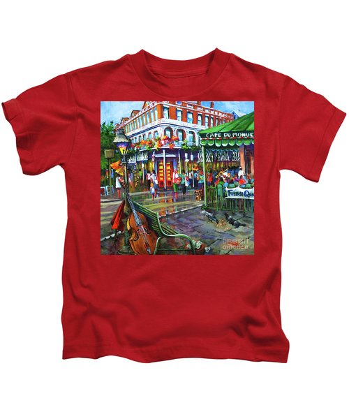 Decatur Street Kids T-Shirt