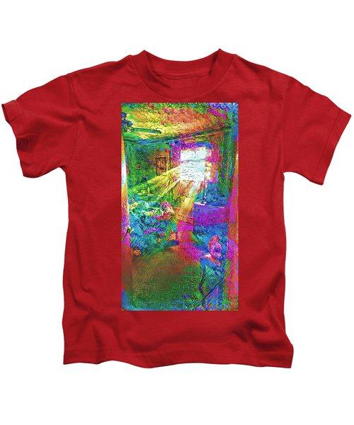 Deep Dream Kids T-Shirt