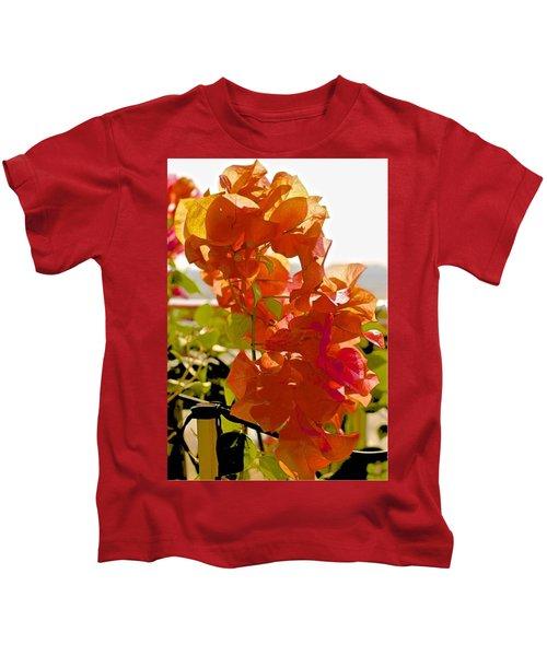 Desert Orange Kids T-Shirt