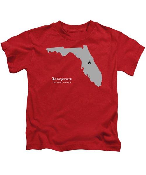 Disneyworld Kids T-Shirt