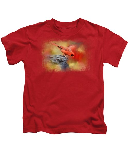Dive In Kids T-Shirt by Jai Johnson