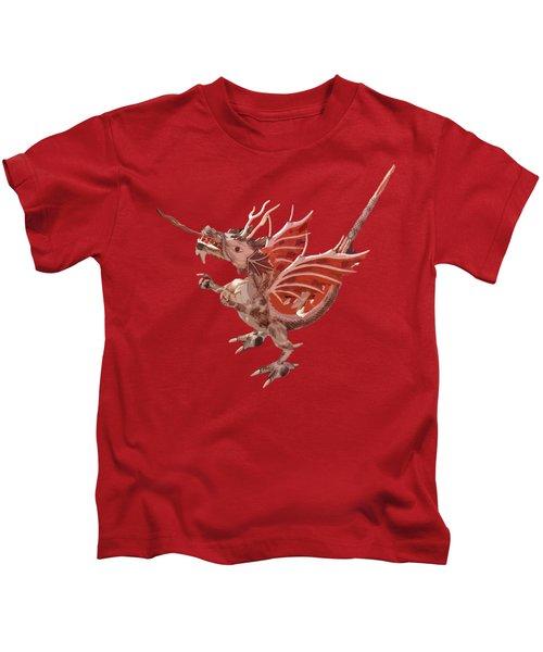 Dragon Art Kids T-Shirt