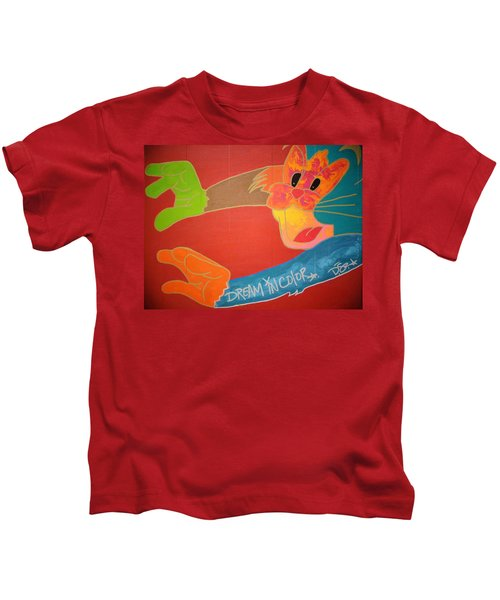 Dream In Color Kids T-Shirt