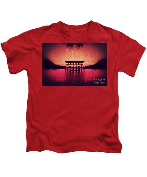 Dream Of Japan Kids T-Shirt