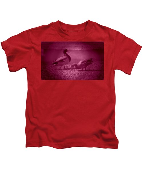 Ducks #1 Kids T-Shirt