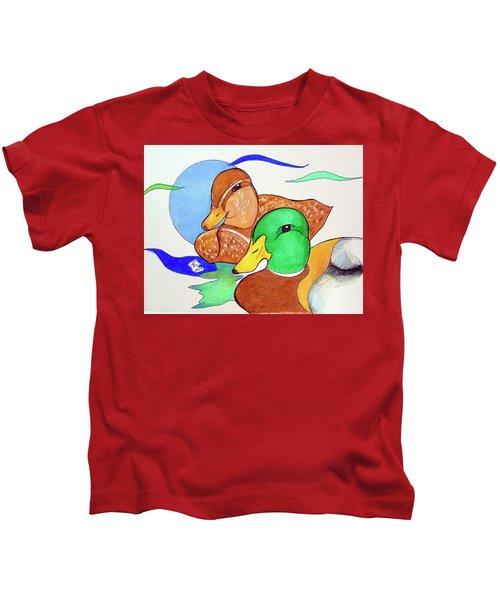Ducks2017 Kids T-Shirt