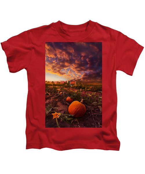 Echos You Can See Kids T-Shirt