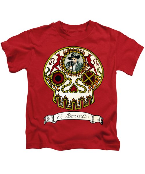 El Borracho - The Drunk Kids T-Shirt