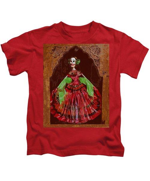 El Dia De Los Muertos Kids T-Shirt