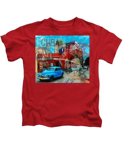 El Foridita Kids T-Shirt
