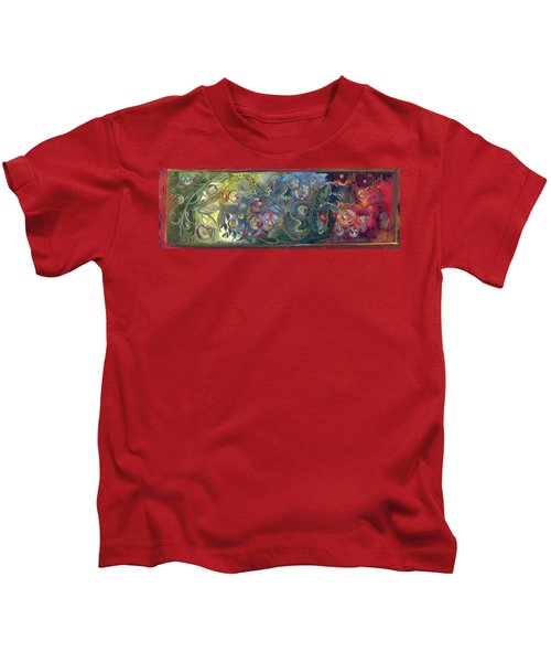 Elemental Bubbles Kids T-Shirt