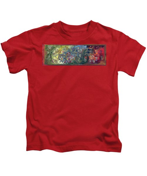 Elemental Bubbles Kids T-Shirt