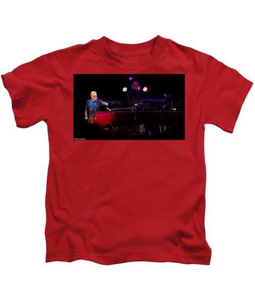 Elton - Enjoying The Show Kids T-Shirt