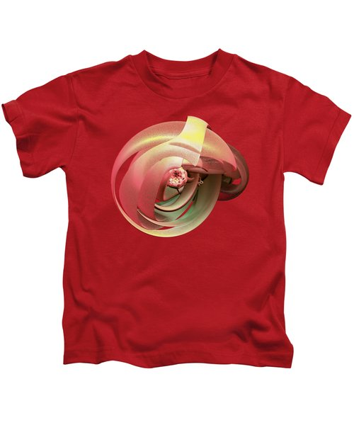 Embryo Abstract Kids T-Shirt