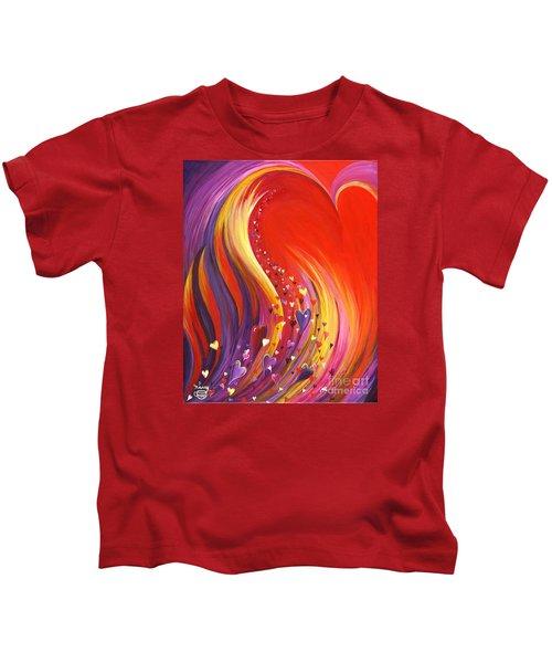Arise My Love Kids T-Shirt